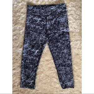 Under Armour Athletic Capris Small